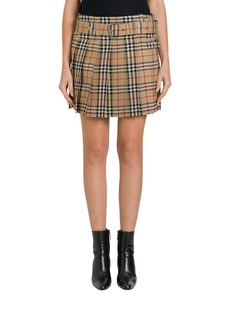 Burberry Carmen Pleated Skirt