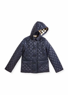 Burberry Charlie Quilted Jacket