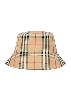 Burberry Check Bucket Hat