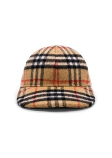 Burberry Checkered Cap