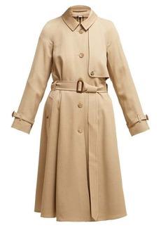 Burberry Cinderford woollen-twill coat