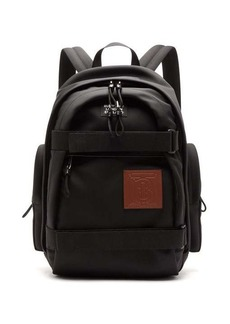 Burberry Cooper TB-patch backpack
