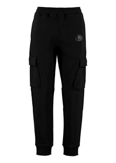 Burberry Cotton Jersey Cargo-trousers