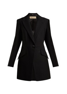 Burberry Cureton virgin-wool blend blazer