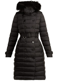 Burberry Dalmerton padded down-filled coat