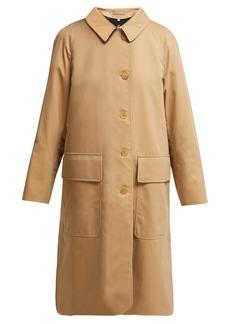 Burberry Dayrell cotton-gabardine trench coat