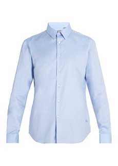 Burberry Double-cuff oxford-cotton shirt