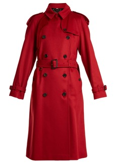 Burberry Eastheath double-breasted cashmere coat