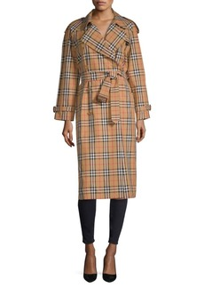 Burberry Eastheath Trench Coat
