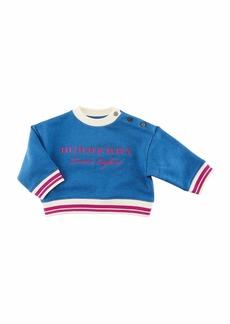 Burberry Emillia Logo Sweatshirt