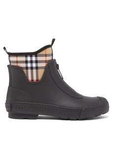 Burberry Flinton Vintage-checked boots