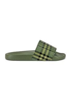 Burberry Furley Slide Sandal