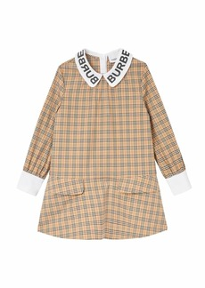Burberry Girl's Alicia A-line Dress  Size 3-14
