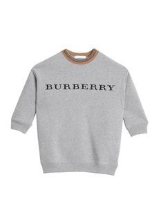 Burberry Glenda Long-Sleeve Sweater Dress  Size 4