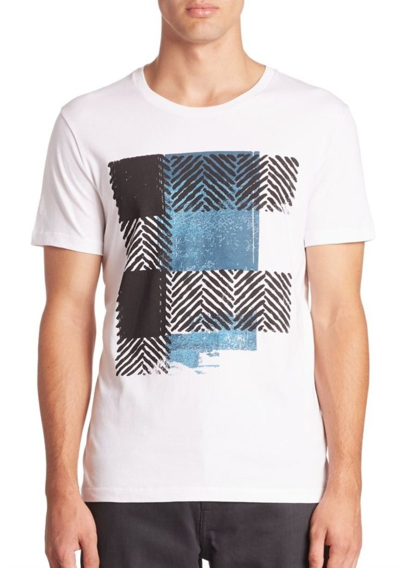 Burberry burberry graphic print tee t shirts shop it to me for Burberry t shirts for sale