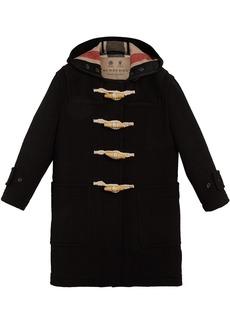 Burberry Greenwich duffle coat - Black