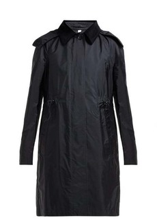 Burberry Gullane drawstring-waist trench coat