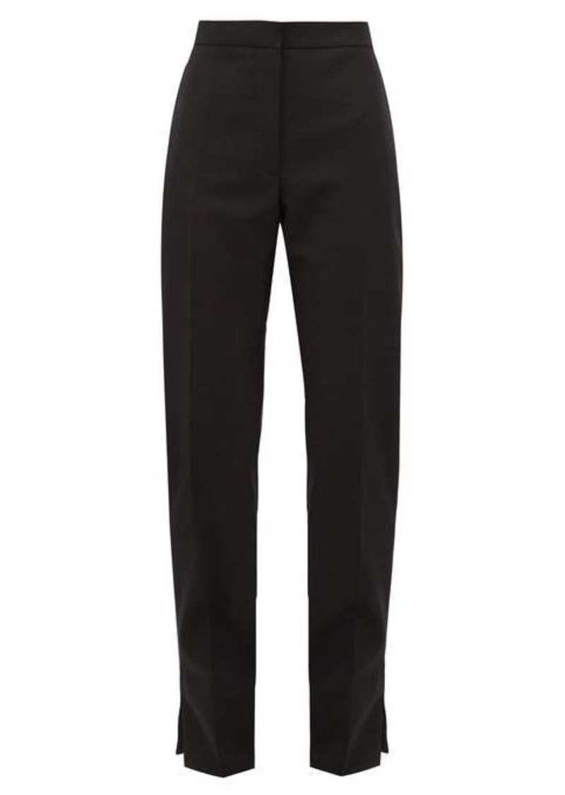 Burberry Harborough tailored wool trousers