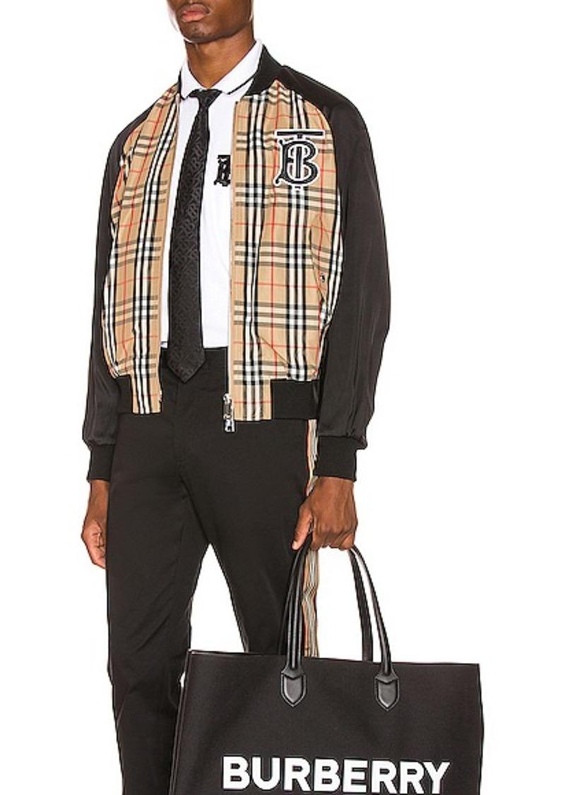 Burberry Harlington Varsity Jacket