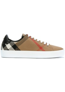Burberry house check sneakers - Multicolour