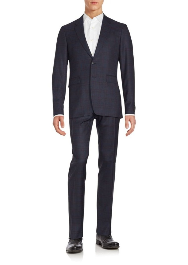 Burberry Italian Wool Suit