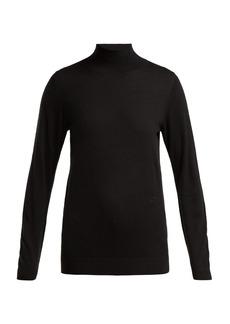 Burberry Kaipo high-neck cashmere sweater