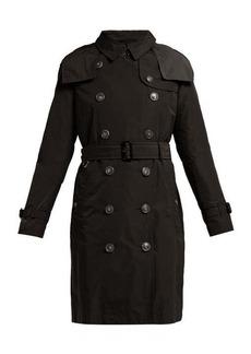 Burberry Kensington gabardine trench coat