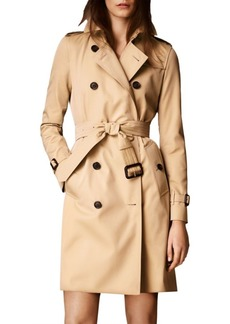 Burberry Kensington Long Heritage Trench Coat