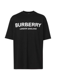Burberry Letchford logo-print cotton-jersey T-shirt