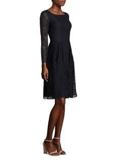 Burberry Liliana Lace Dress