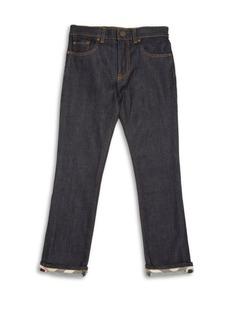 Burberry Little Boy's & Boy's Slim-Fit Jeans