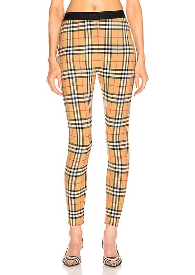 Burberry Logo Legging