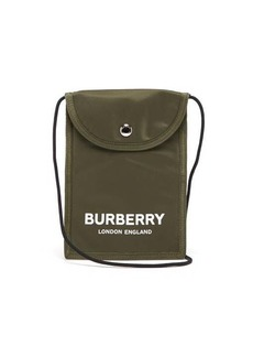 Burberry Logo-print cross-body bag