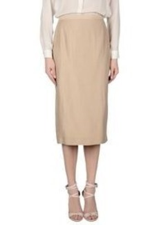 BURBERRY LONDON - 3/4 length skirt