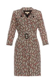 Burberry London Agatha floral-print silk dress