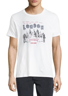 Burberry London Graphic T-Shirt