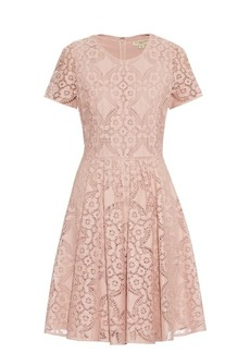 Burberry London Velma crochet-lace dress