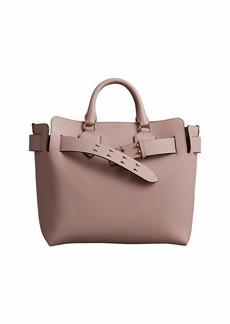 Burberry Marais Medium Belt Top Handle Bag