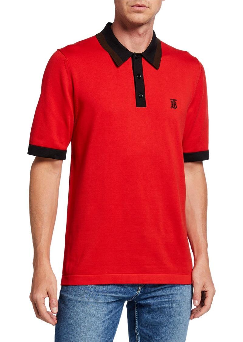 Burberry Men's Camford Polo Shirt