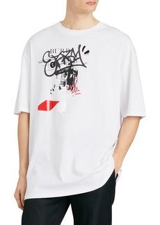 Burberry Men's Cordon Graphic T-Shirt