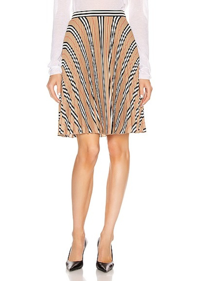 Burberry Midi Skirt