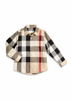 Burberry Mini Camber Check Shirt