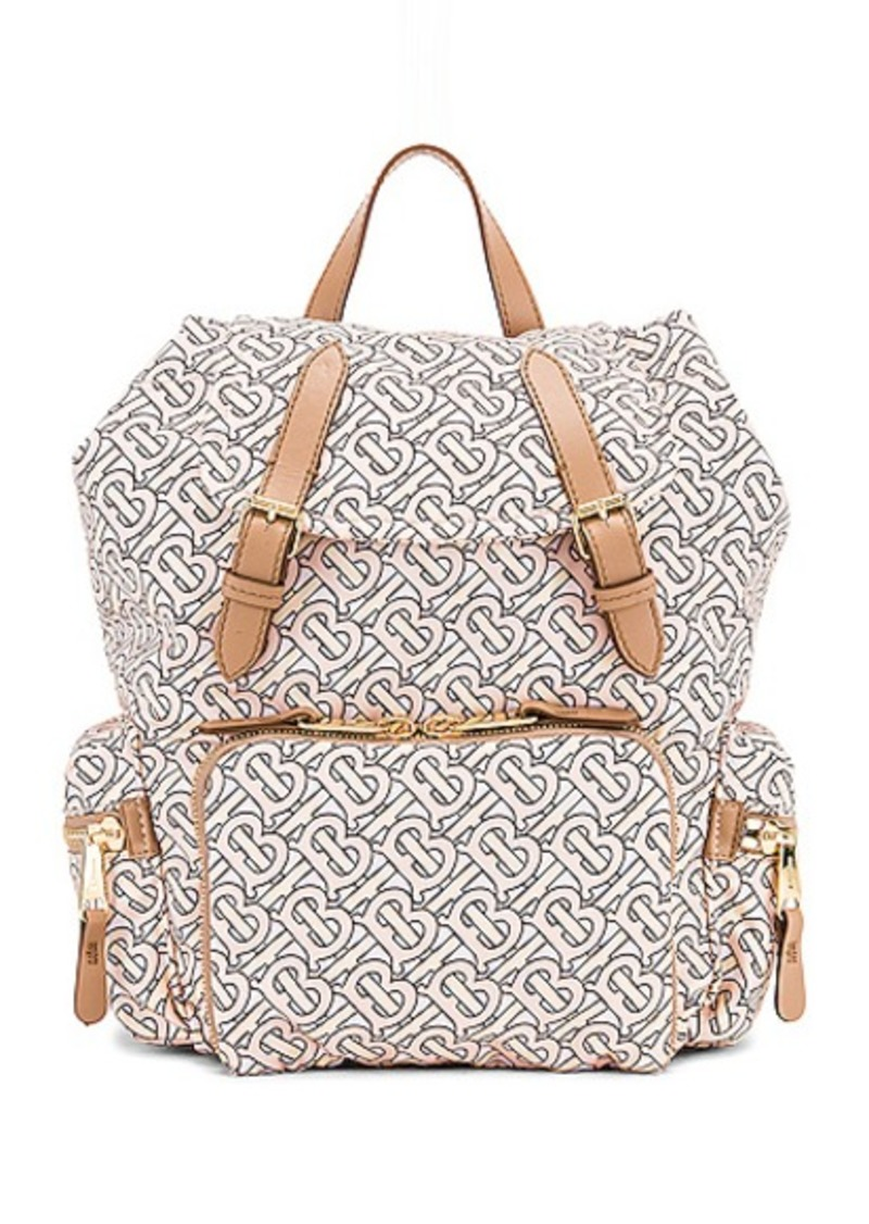 Burberry Monogram Backpack
