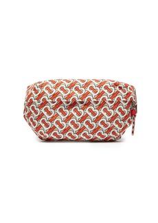 Burberry Monogram technical-canvas belt bag