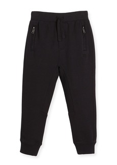 Burberry Phill Cotton Track Pants