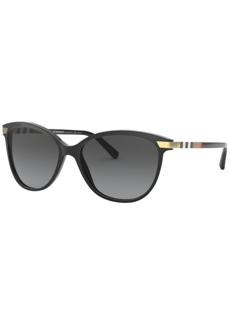 Burberry Polarized Sunglasses, BE4216 57
