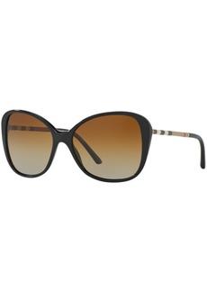Burberry Polarized Sunglasses, BE4235Q