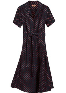 Burberry polka-dot dress - Blue