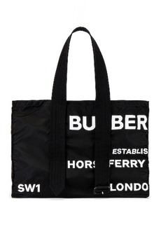 Burberry Print Tote Bag