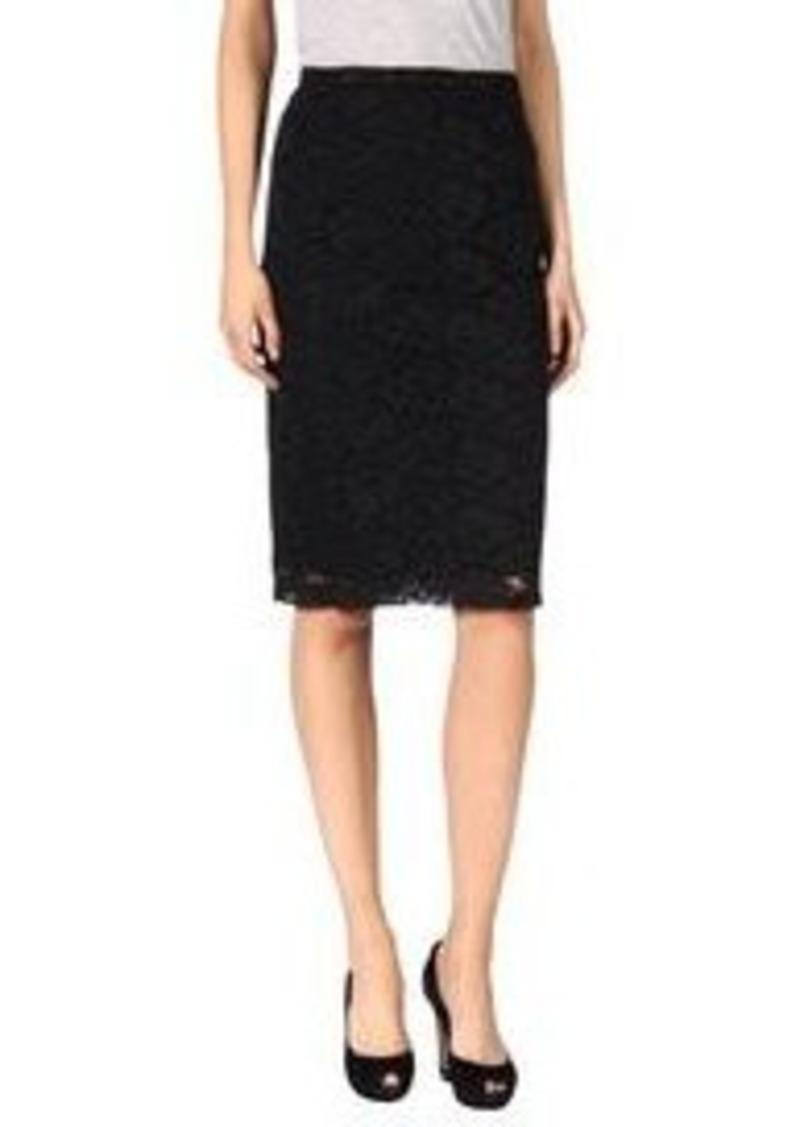 BURBERRY PRORSUM - Knee length skirt